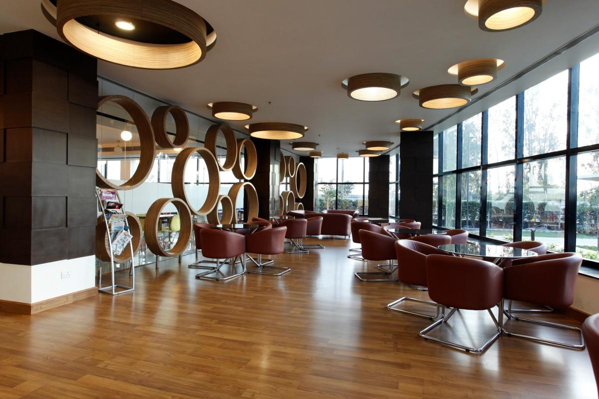 Cafeteria Windsor It Park Sec 125 Noida Plumb Design